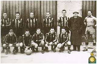 Inter - Coppa Italia 1939