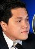 Erick Thohir Presidente Inter 2013